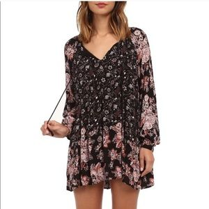 Free people 'Lucky Loosie' Swing Dress
